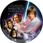Piatto in melammina 21 cm Star Wars™