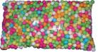 Sacchetto 500 palline per cerbottana colorate