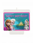 Candela compleanno Frozen Disney™