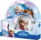 Completo da tavola in melamina Frozen-Il regno di ghiaccio™