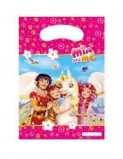 set di 6 sacchetti per caramelle a tema Mia and Me™