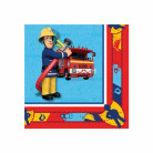 20 Tovaglioli Sam il pompiere