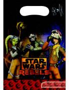 Set di 6 Sacchetti per caramelle Star Wars Rebels™