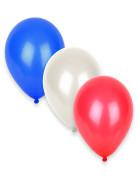 12 palloncini tricolore Francia
