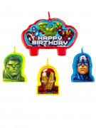 4 candeline degli Avengers ™