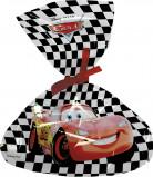 6 sacchetti per caramelle con nastro Cars™