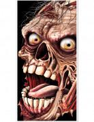 Decorazione da porta Halloween <br />- Zombie