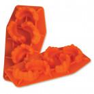 Stampi per il ghiaccio a forma di canini di Dracula per Halloween