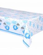Tovaglia in plastica Elefante Blu 137 x 214 cm