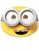 Maschera Bob Minions in cartone