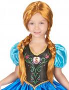 Parrucca Anna serie Frozen<br />- Il Regno di Ghiaccio™