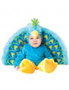 Costume da Pavone per neonato