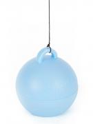 Peso per pallone ad elio color azzurro cielo