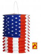 Lanterna di carta americana