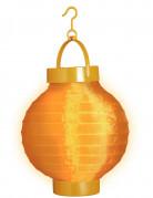 Lanterna luminosa arancione