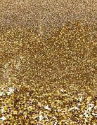 Trio di paillettes dorate