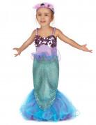 Costum sirena da bambina