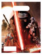6 bustine porta-caramelle di Star Wars VII™