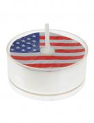 4 candele Stati Uniti