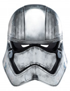 Maschera in carta raffigurante Capitan Phasma Star Wars VII