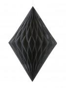 Sospensione diamante nero di carta