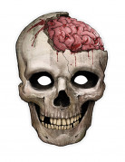 Maschera teschio spaventoso Halloween