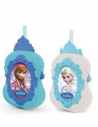 Walkie Talkie personaggio Elsa-Frozen