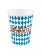 Lotto 6 bicchieri Oktoberfest di cartone