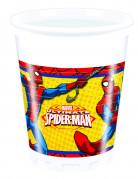 8 Bicchieri usa e getta Ultimate Spiederman™