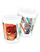 Lotto 8 Bicchieri di plastica Zootropolis™