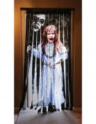 Tenda per porta l'Esorcista™ Halloween