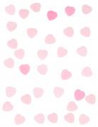 Coriandoli piccoli cuori rosa