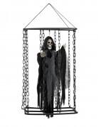 Decorazione da appendere scheletro imprigionato
