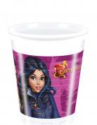 8 bicchieri di plastica di Descendants™