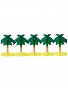 Ghirlanda di palme di carta