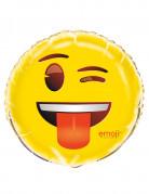 Palloncino di alluminio Occhiolino Emoji™