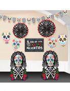 Kit di decorazione Dia de los muertos
