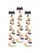 3 sospensioni con pipistrelli