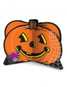 Centrotavola con zucca Halloween