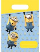 6 sacchetti per festa lovely Minions™