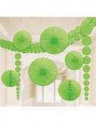 Kit di decorazioni verde mela