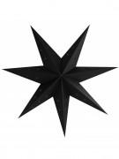 Lanterna stella color nero