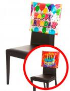 Fodera per sedia Happy Birthday