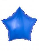 Palloncino di alluminio stella blu