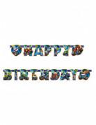Ghirlanda Happy Birthday Blaze e le mega macchine™