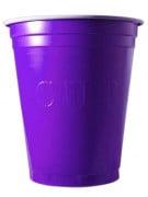 20 bicchieri American Original Cup viola