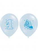 6 palloncini 1 anno bimbo