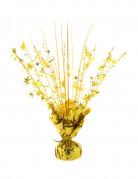 Peso per palloncini ad elio stelle dorate