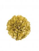 Sfera decorativa dorata 40 cm