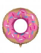 Palloncino gigante di alluminio Donuts